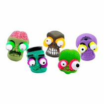 Educando Muñeco Cabezas Moco Monster Squeeze It Tv Original