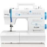 Máquina De Costura Braço Livre Inoxidável Genius Jx-4000