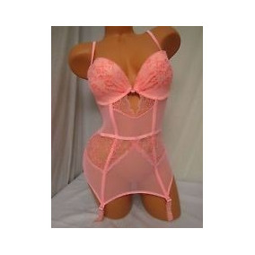 Victorias Secret The Pink Body Edicion Limitada Sz 36c