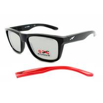 Óculos De Sol Masculino Arnette Syndrome An4217-troca Hastes