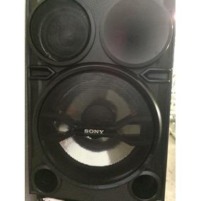 1 Caixa Acústica Som Sony Sh2000 15 Remontada Leia Anuncio
