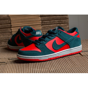 Tênis Nike Sb Zoom Dunk Low Shark Reverse Limited Edition