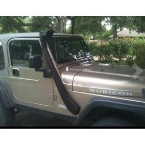 Snorkel Jeep Wrangler Tj Yj 1999-2006 Nuevo! Envio Gratis!!