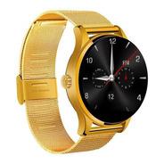 Smartwatch K88h Metálico Bluetooth Deportivo Redes Sociales