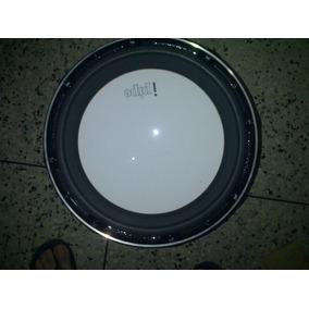 Bajo 15 Audio Pipe Cono Polimero 2000w