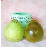 Molde Silicone Fruta Pera Glicerina Parafina Gesso