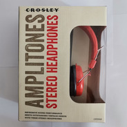 Audífonos Crosley Naranjo Nuevos Musicovinyl