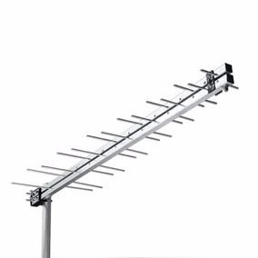 Antena Tv Para Decodificador De Sinal Externa Digital Hdtv