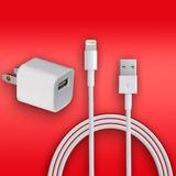 Cargador Apple + Cable Original Iphone 5 5s 6 6s 7