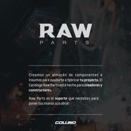 Four Link Pick Up F100 V8 C10 Sin Amort. Raw Parts