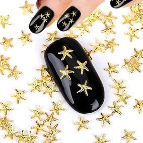 100 Estoperol Estrella Decoración Uñas Conchitas