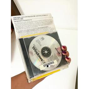 Windows 95 Com Suporte Usb + Manual E Encarte Original Lacra
