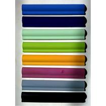 Moldura Guarda Céramica 5x30 Cm Colores. Terminación Subway