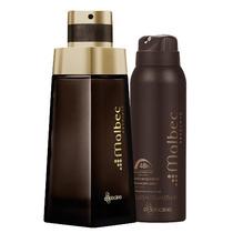 Kit Perfume Malbec Absoluto,100ml+des 75g O Boticário