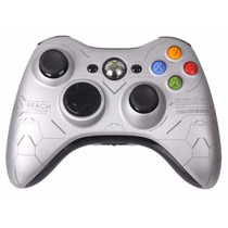 Xbox 360 - Controle Wireless - Halo Reach Novo