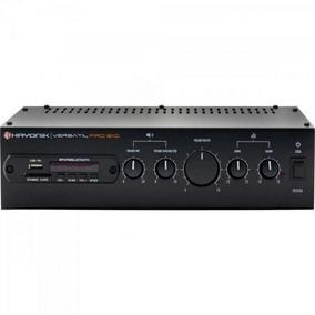 Amplificador 100w Bluetooth Versatil Pro-610 Preto Hayonik