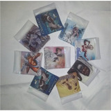Caracoleras 9x11 Shango, Yemaya, Oshun, Elegua, Ogun, Oya,