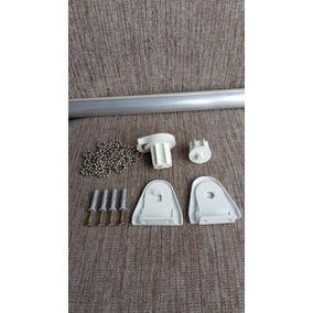 Sistema Cortina Roller De 32mm Black Out Screem Kit Completo
