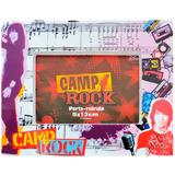 Porta Retrato Demi Lovato E Joe Jonas Camp Rock Disney