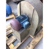 Exaustor Centrifugo Siroco 5 Cv Trif. Ventilador Industrial