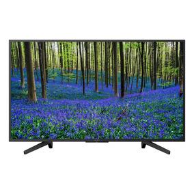 Televisión Sony 49 4k Hdr Ultra Hd, Smart Tv