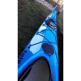 Kayak Toledo Limay Travesía 5.50mt Fibra De Vidrio