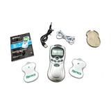 Electroestimulador Muscular Electroterapia 2 Electrodos