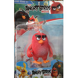 Muñeco Angry Birds The Movie - Red - Pajaro Rojo - Red Bird