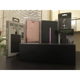 Samsung Note 9 Rosa128 Gb+battery Pack Homologado De Oferta