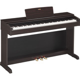 Piano Digital Yamaha Arius C/adapt. Banca Y Sustain