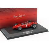 Ferrari 156 F1 Sharknose Wolfgang Von Trips 1/43 Ixo Atlas