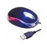 Mouse Marca Luzl Optico Luces Super Economico 1200 Dpi