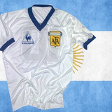 Camisa Argentina Le Coq - Futebol no Mercado Livre Brasil d58e55c2dcf64