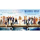 Dvd Mamma Mia 2 Lá Vamos Nós De Novo!