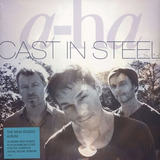 A-ha Cast In Steel Vinilo Lp Reedición