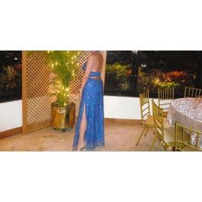 Elegante Vestido De Fiesta