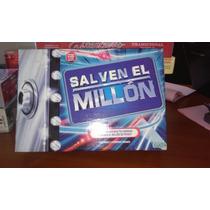 Juego De Mesa Salven El Millon. Marca Ditoys