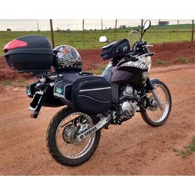 Alforge Mala Oval 42l Motos Esp.trail Cust. À Pronta Entrega