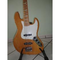 Baixo Sx Jazz Bass Sjb 75 Vintage Series Hand Made Cap Mex