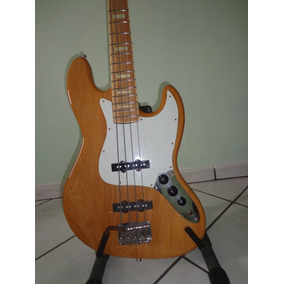 Baixo Sx Jazz Bass Sjb 75 Vintage Series Hand Made Cap Mex