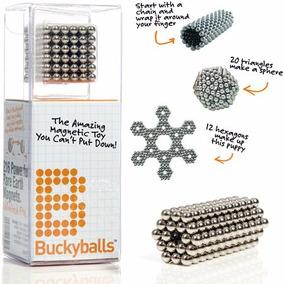Cubo Magnetico Con 216 Bolitas De 5mm De Imanes De Neodimio