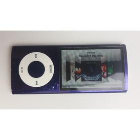 Ipod Nano 5a Geração 8gb Pink - Funciona 100%