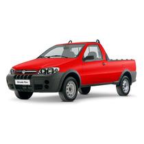 Kit Ar Condicionado Original Fiat Strada Motor Fire