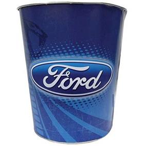 Wl Ss-wl Logo Ford Mustang Cobra De Estaño Residuos Cesta /