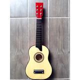 Guitarra Acustica Infantil Starkids Instrumento Musical I
