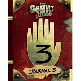 Diario Gravity Falls Original Nuevo Ingles Oportunidad