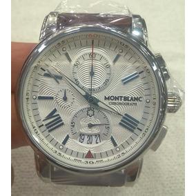 Relógio Cronograph Branco
