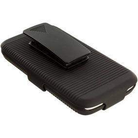Motorola Razr D1 Funda Holster Clip 3 En 1 Negro Xt914