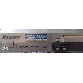 Reproductor De Dvd Pioneer Modelo Dv-366-s