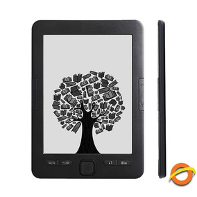 Ereader Ebook 4gb De 6 Pulgadas Daza Pdf Reader